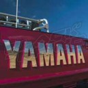 YAMAHA Tailgate Letters