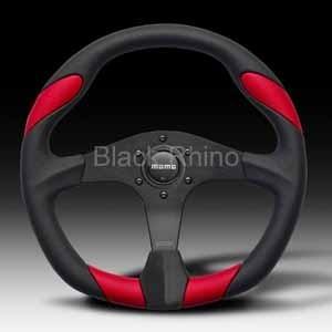 MOMO Quark Steering Wheel-Red
