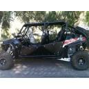 Black Rhino RZR 4 Seat Doors