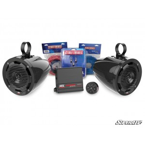 MTX Tower Speaker Kit