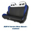 Twisted Stitch RZR Vortex Rear Bench