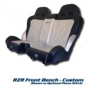 Twisted Stitch RZR Front Bench