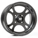DWT Racing RattleSnake Black Wheel-Prowler