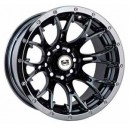 DWT Diablo Black Chrome