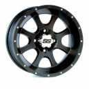 ITP SS108-Black Wheel-Arctic Cat Prowler