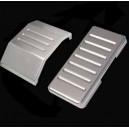 Billet Gas & Brake Pedal Covers-RZR