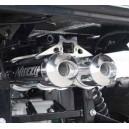 Muzzy Dual Exhaust-Teryx