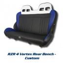 Twisted Stitch RZR Vortex Rear Bench