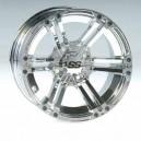 ITP SS212-Chrome Wheel-Yamaha Rhino
